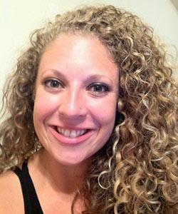 Heidi's Curly Hair Journey