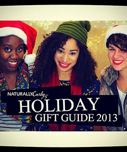 NaturallyCurly's Holiday Gift Guide 2013 | Video