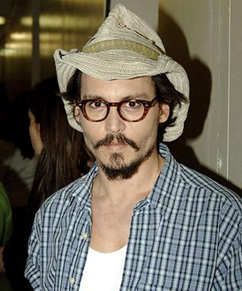 Johnny Depp Hairmodels In Various Trendy Styles