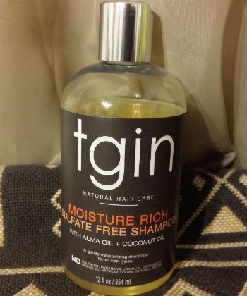 TGIN Shampoo