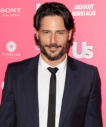 True Blood Hunk Joe Manganiello Talks Hair