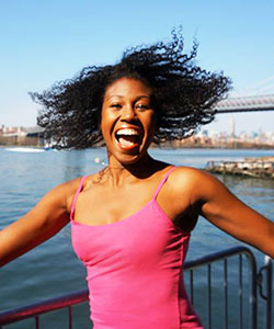 Natural Hair TV Show HAIRiette of Harlem
