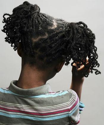 child braids