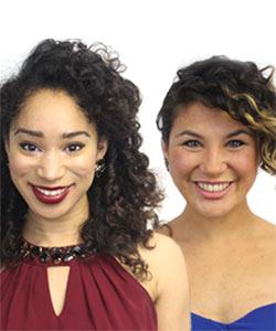 2 Heatless Prom Hairstyles | Video