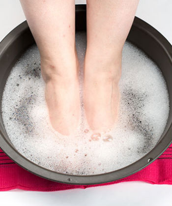 pedicure soak