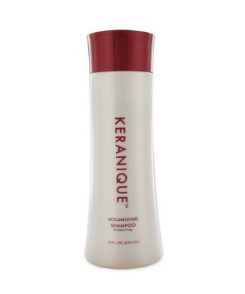keranique volumizing shampoo