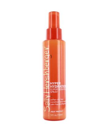 sally hershberger argan oil and keratin shampoo