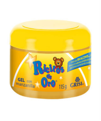 ricitos baby styling gel