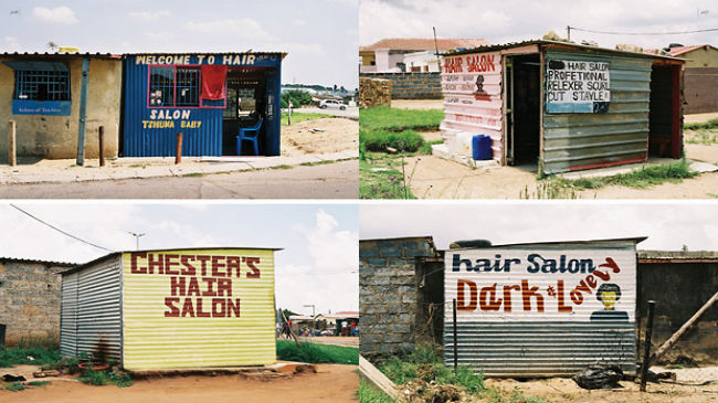 south african salons