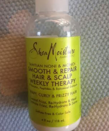 SheaMoisture Hair and Scalp Therapy