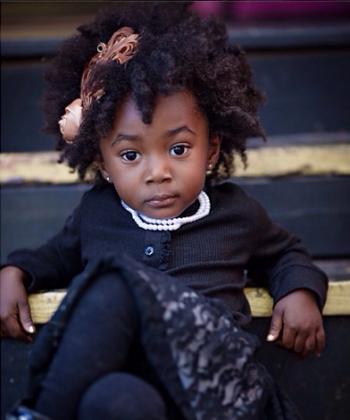 riley elle curly kid