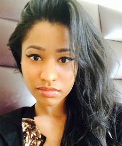 Nicki Minaj Lays Off The Wigs, & The Guy Who Created Them