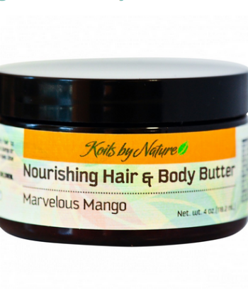 koils by nature butter