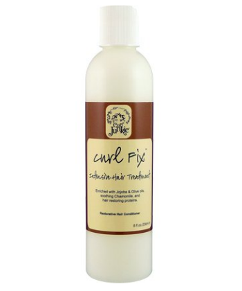 curl junkie protein hair treatment