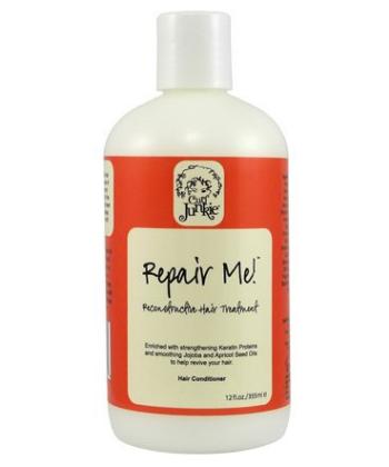 curl junkie repair me protein treatment