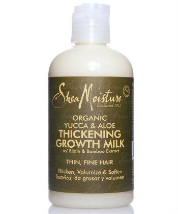 sheamoisture thickening growth milk