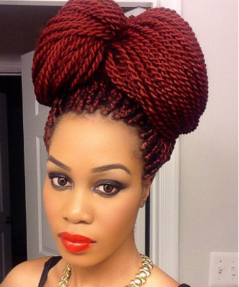 Super 16 Protective Styles To Try This Summer Short Hairstyles For Black Women Fulllsitofus