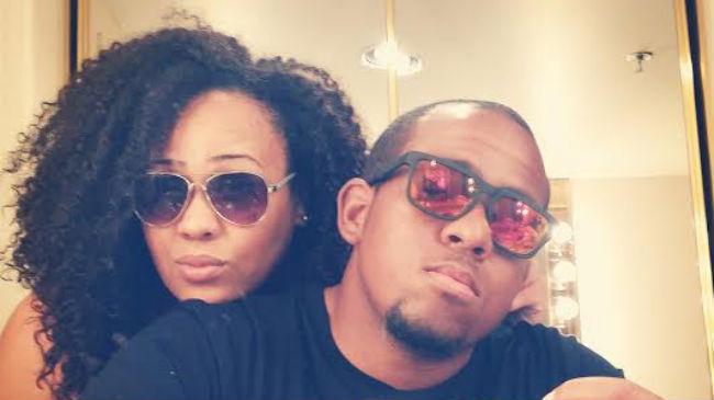 natural hair couple
