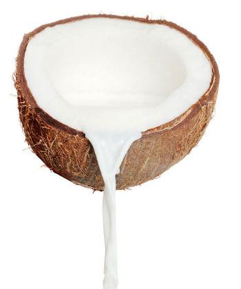 coconut milk flickr