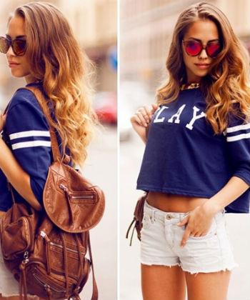 beach brown hair
