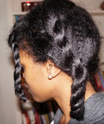 hair bun fail
