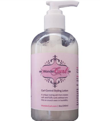 curl curl control styling lotion