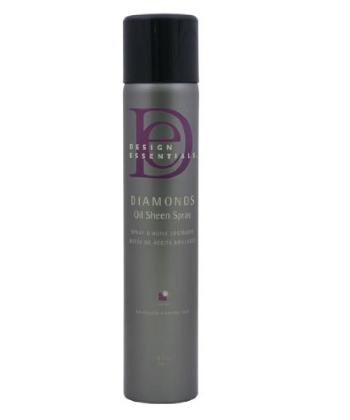 design essentials diamon oil spray