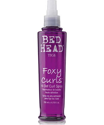tigi bedhead foxy curls