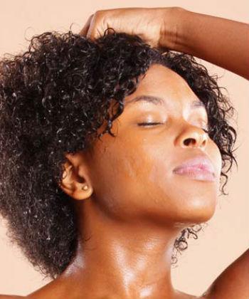 sealing hair with oil fail