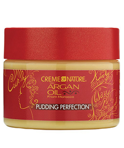 Product Review: Creme of Nature Pudding Perfection Curling Cream