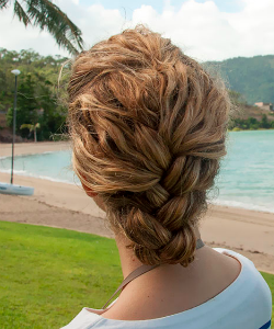 Easiest Tucked French Braid Tutorial... Ever