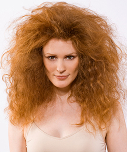 What to Do When Air Drying Gives You Frizz