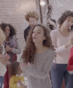 Dove's New Curly Campaign Speaks to Us!
