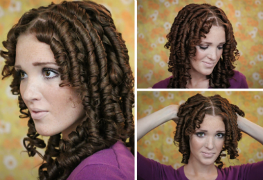 How to Get Perfect, Bouncy Ringlets with Fine Hair