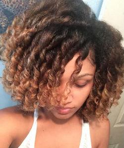 Hair Crush Of The Week, Goldennlocks