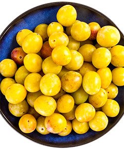 Get Sweet Max Hydration with Mirabelle Plum