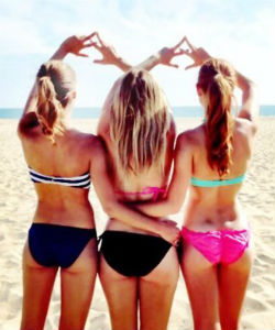 Want To Pledge Alpha Chi Omega? Straighten Your Wavy Hair, First