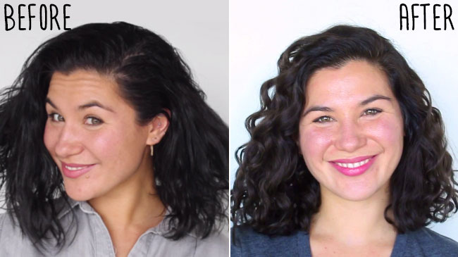 How To Get Your Curls Back In A Snap