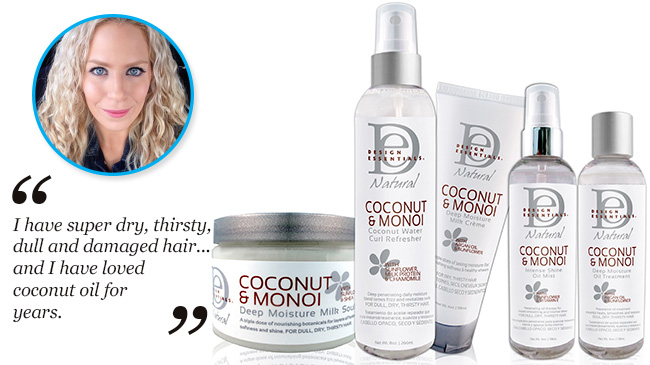 design essentials natural hair styles design essentials coconut amp monoi review 2629 | diane mary design essentials review 650x365