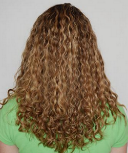 The Drying Technique That Gives My Curls More Volume