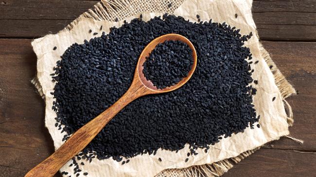 black cumin seed for hair