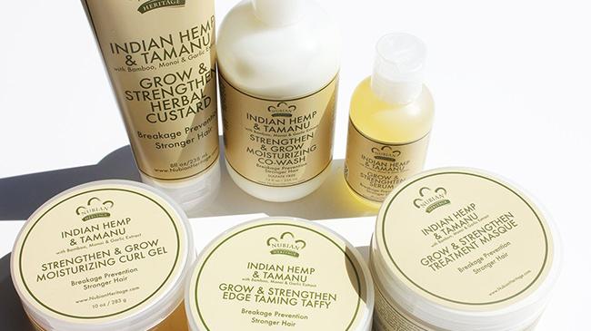 Tamanu Oil For Naturally Curly Hair
