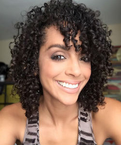 Youtuber DiscoCurls Tells Us Her Wash Day Secret For Perfect Curls