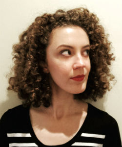 How This Aussie Girl Gets Defined, Healthy Curls