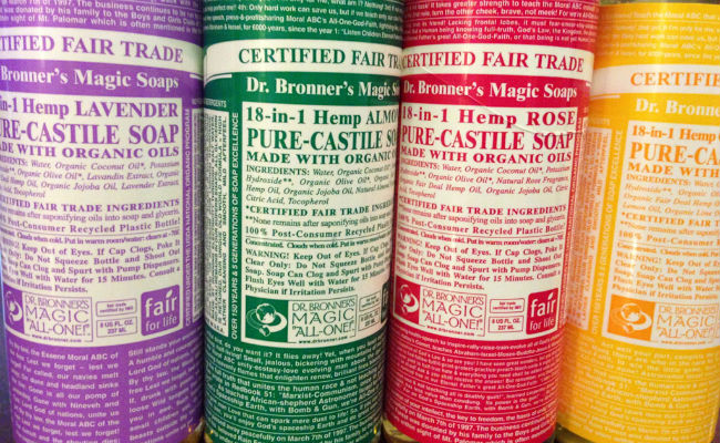 Can Castile Soap Replace Your Shampoo