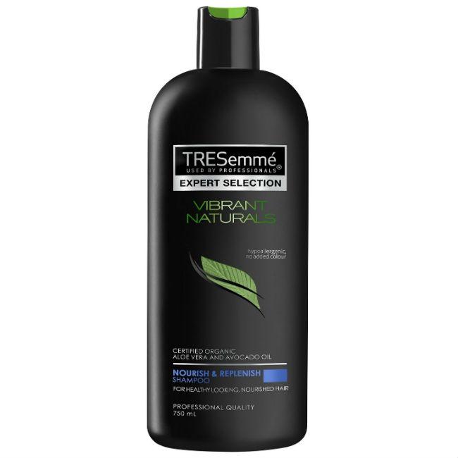 Tresemme Expert Shampoo Natural Hair