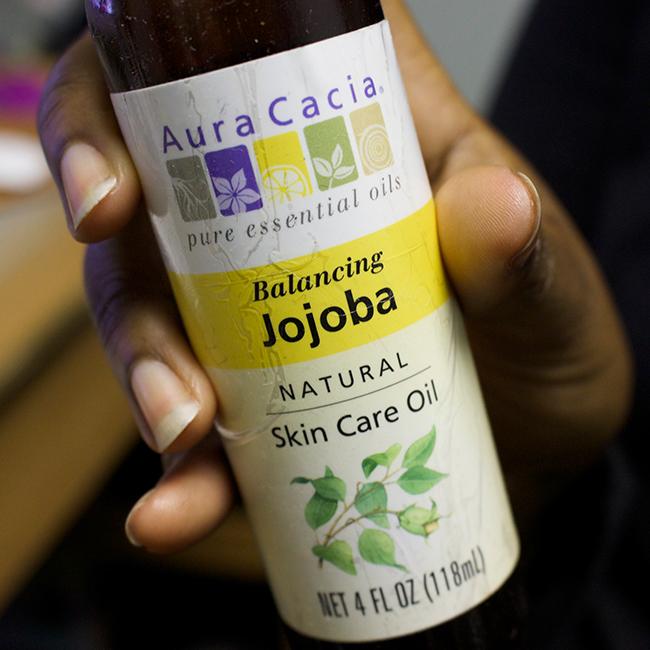 Jojoba Oil For Naturally Curly Hair