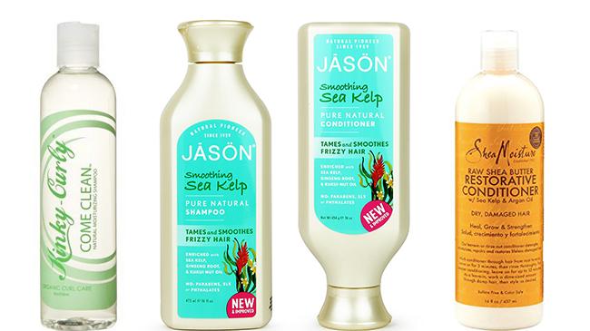 benefits of sea kelp for hair