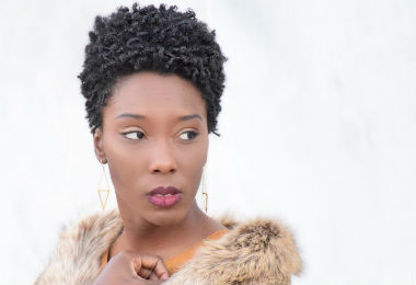 Our Type 4c Hair Crush, Dayna From CHICNaturalistas