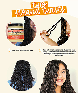 3 Easy Hairstyles Every Curly Girl Should Know